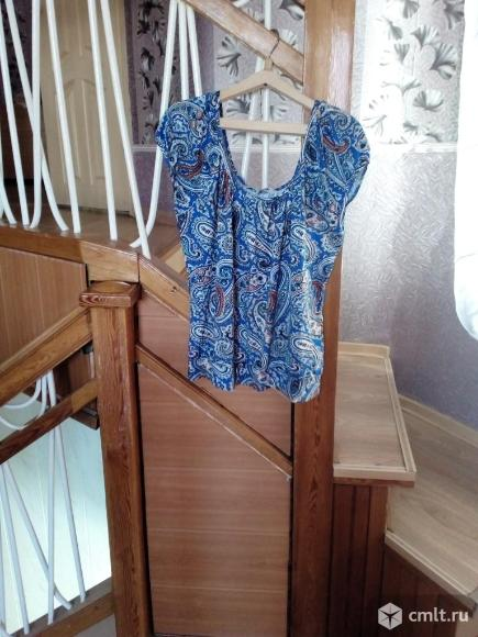 Блузка женская из вискозы. Фото 1.