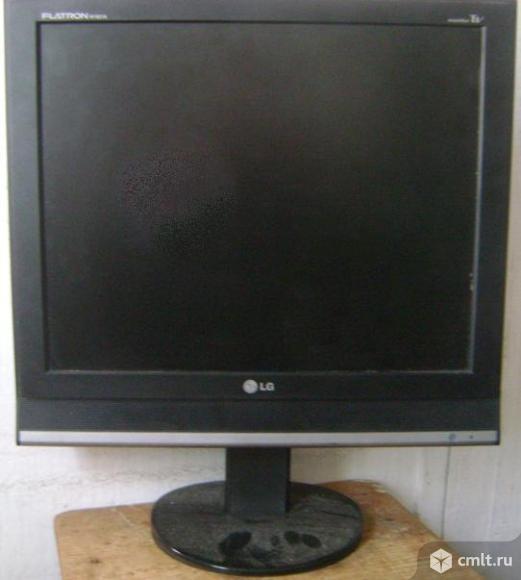 Телевизор кинескопный. Фото 2.