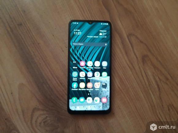 Смартфон Samsung a12(4-64. Фото 1.
