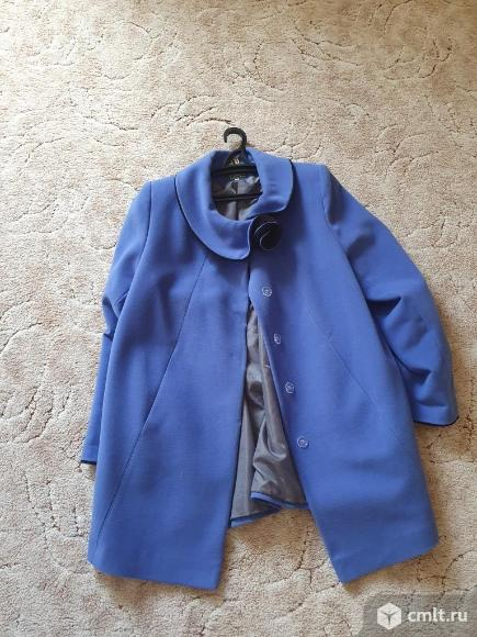Пальто женское шерсть. Фото 1.