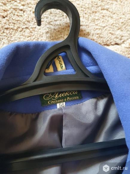Пальто женское шерсть. Фото 3.