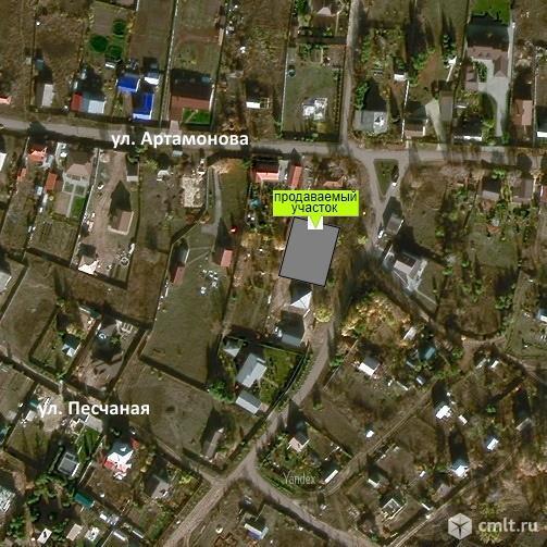 С. Староживотинное, участок для строительства жилого дома. Фото 1.