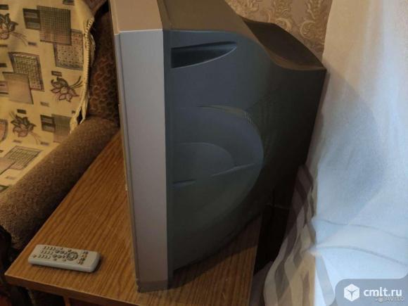Телевизор кинескопный цв. Samsung. Фото 2.