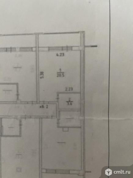 1-комнатная квартира 24,1 кв.м. Фото 7.