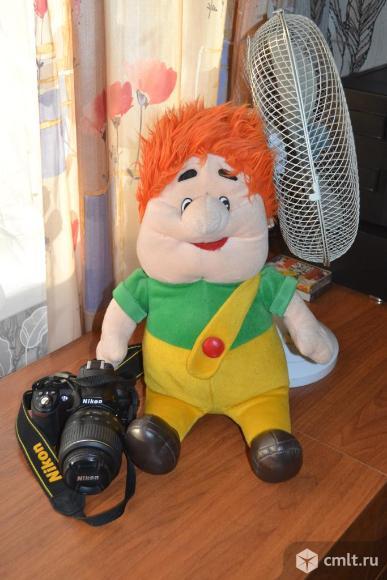 """Мягкая игрушка """"Карлсон"""". Фото 1."""