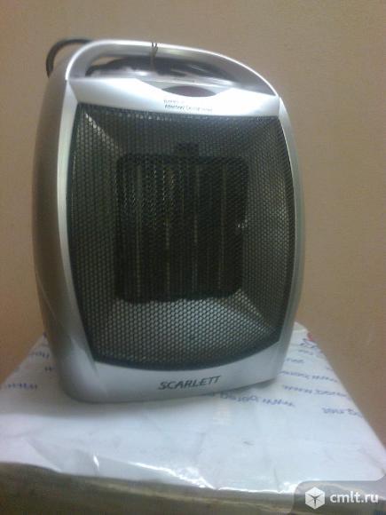 Тепловентилятор Скарлет SC 1050. Фото 1.