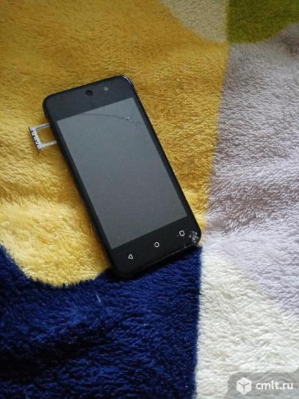 Смартфон DEXP lxionM340. Фото 1.