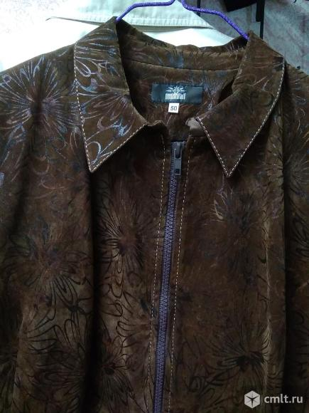 Ветровка-пиджак. Фото 2.