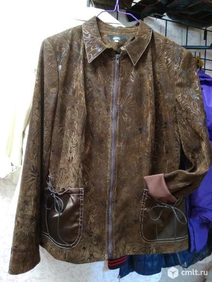 Ветровка-пиджак. Фото 1.