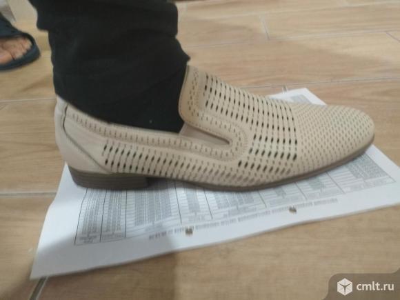 Туфли мужские 41-40 размер. Фото 15.
