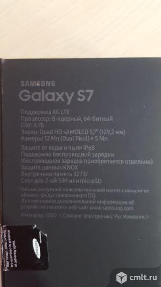 Смартфон Samsung s7. Фото 8.