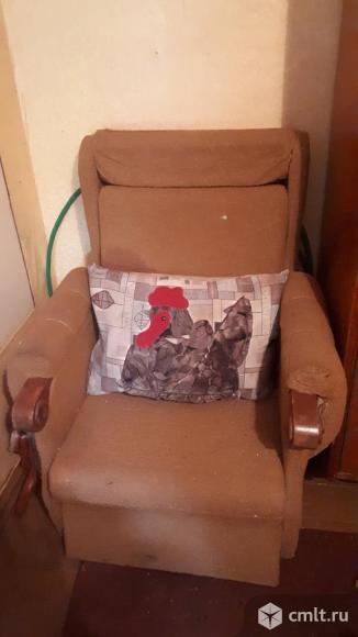 Продается кресло. Фото 1.