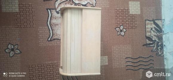Хлебница деревянная. Фото 1.