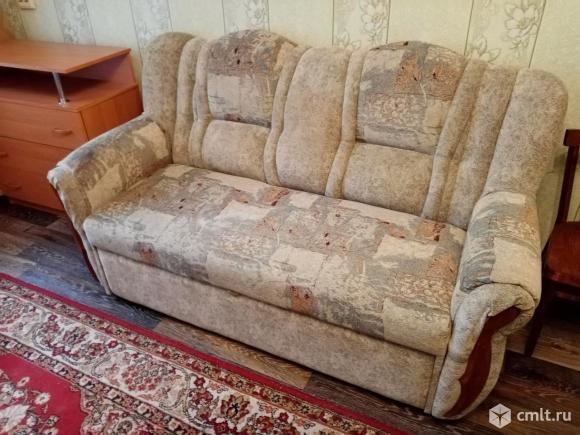 Продам диван раскладной. Фото 1.