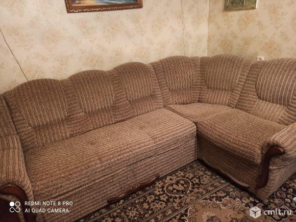 Продаю диван и кресло. Фото 1.