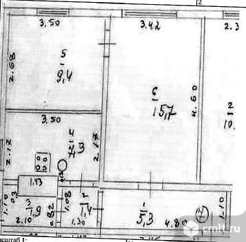 Продается 2-комн. квартира 41 кв.м.. Фото 7.