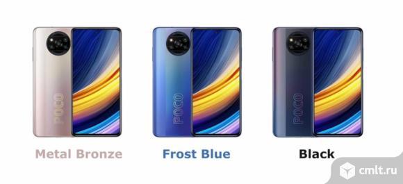 Смартфон Xiaomi Poco X3 Pro 8/256. Фото 2.