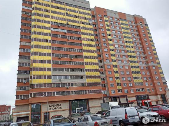 1-комнатная квартира 38,5 кв.м. Фото 9.