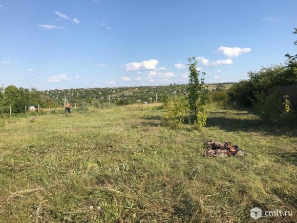 Участок 16,5 соток (12 км. от г. Воронеж). Фото 1.