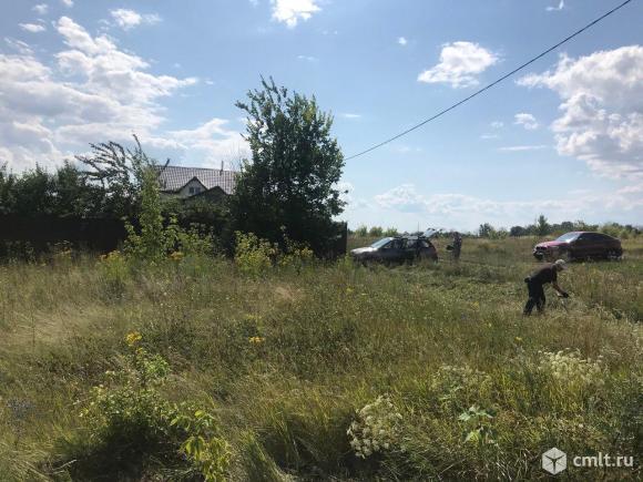 Участок 16,5 соток (12 км. от г. Воронеж). Фото 9.