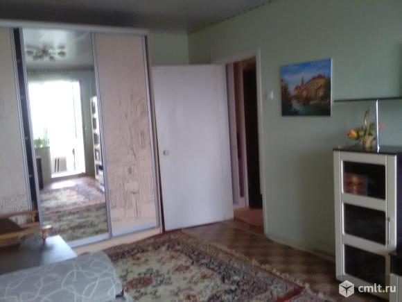 1-комнатная квартира 37,5 кв.м. Фото 1.