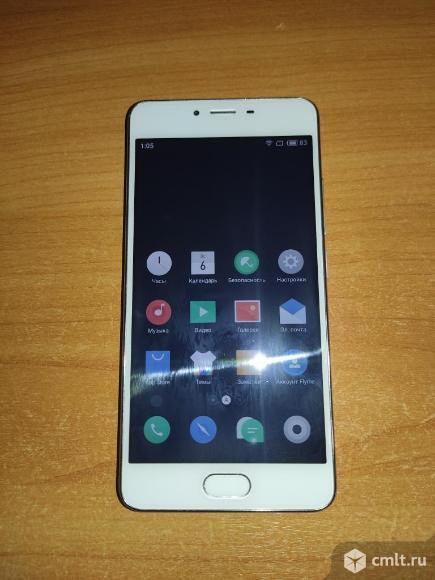 Смартфон Meizu M3s. Фото 1.