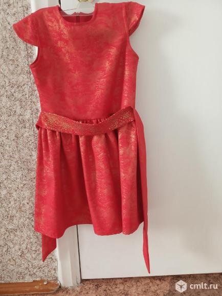 Платье+болеро. Фото 1.
