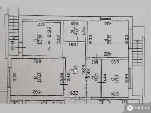 Продам 3-комн. квартиру 85.4 кв.м.. Фото 7.