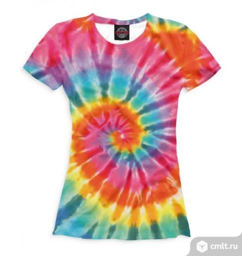 Печать принтов на футболках. Фото 1.
