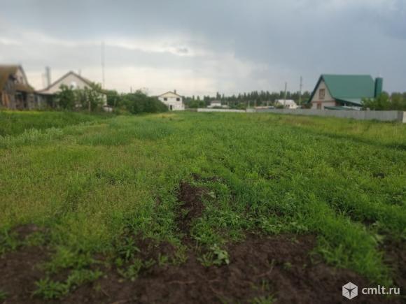 Рамонский район, Новоживотинное, центр. 15 соток. Фото 1.
