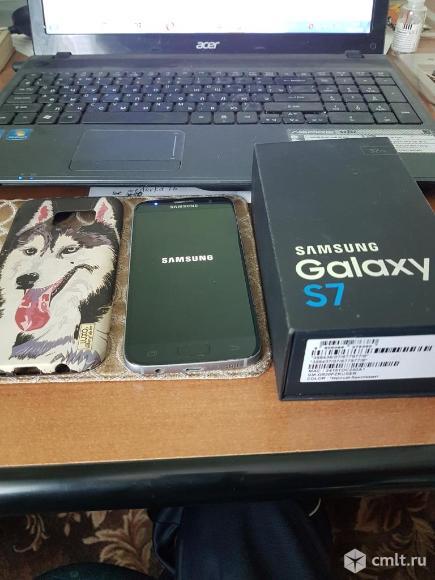 Смартфон Samsung s7 g930fd. Фото 2.