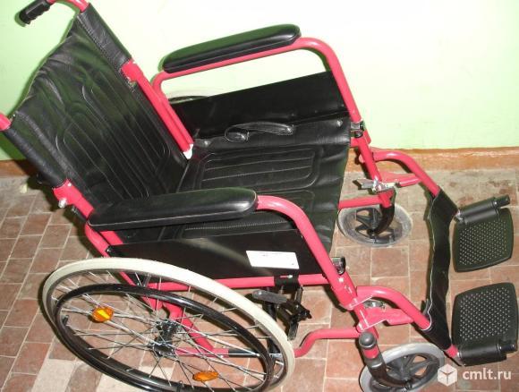 Инвалидная коляска.. Фото 2.