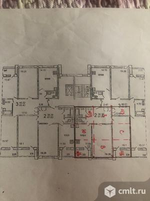 2-комнатная квартира 67 кв.м. Фото 10.
