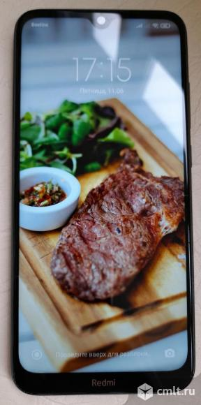 "6,3"" Смартфон Xiaomi Redmi 8T 4/64 Gb NFC. Фото 1."