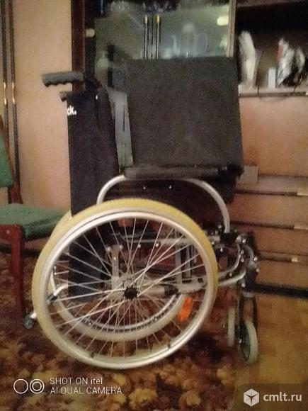 Кресло инвалидное. Фото 2.