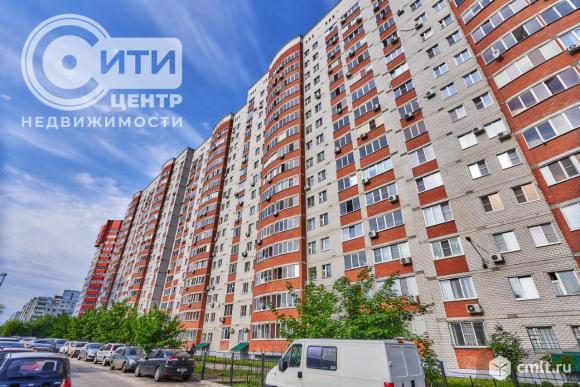 3-комнатная квартира 103 кв.м. Фото 1.