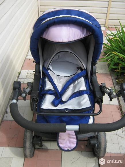 Детская коляска 3 в 1 Slaro S Micky. Фото 10.