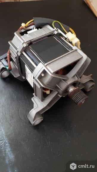 Двигатель от стиральной машины arcelik. Фото 1.
