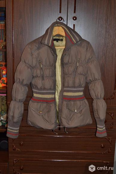 Куртка женская, демисезонная. Фото 1.