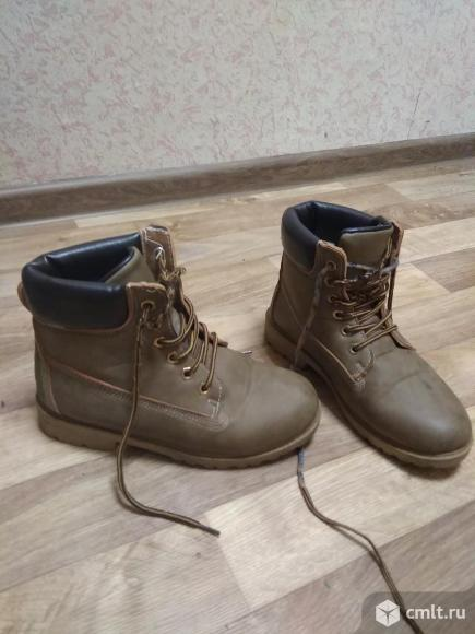 Ботинки женские зимние. Фото 1.