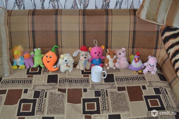 Мягкие игрушки красивые. Фото 3.