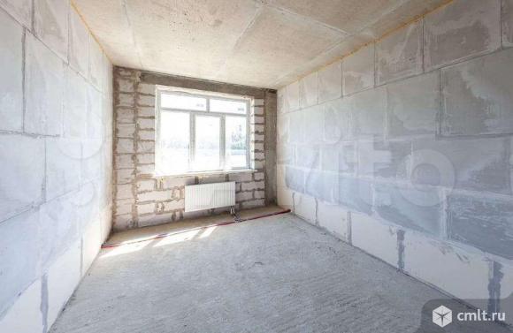 1-комнатная квартира 38,7 кв.м. Фото 3.