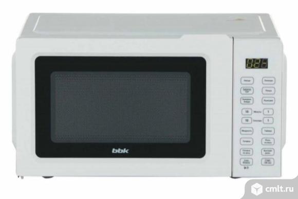 Новая гарантия микроволновая печь BBK 17MWS-785S/W. Фото 2.