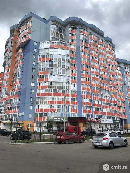 1-комнатная квартира 37,9 кв.м. Фото 1.
