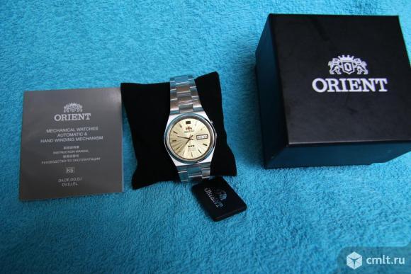 """Наручные часы """"Orient"""". Фото 6."""