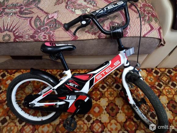 "Велосипед детский Stels Jet 16"". Фото 1."