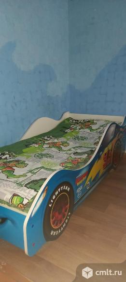 Продам детскую кровать. Фото 1.