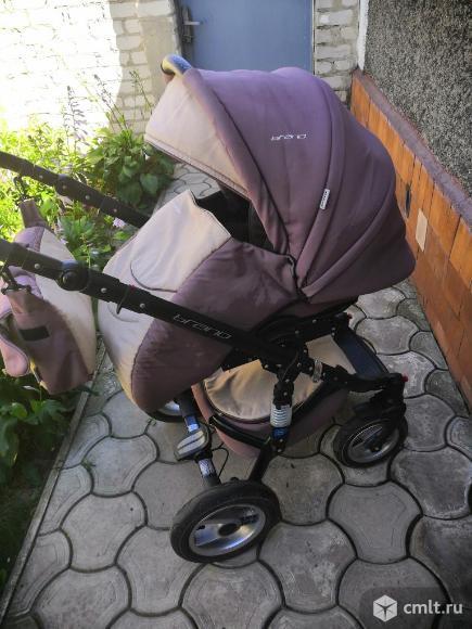 Детская коляска. Фото 5.