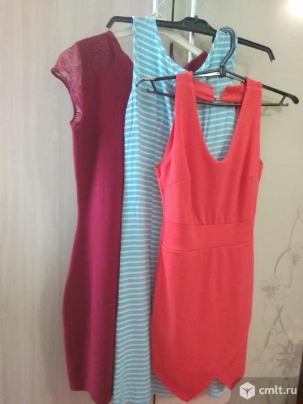 Платья разные. Фото 1.