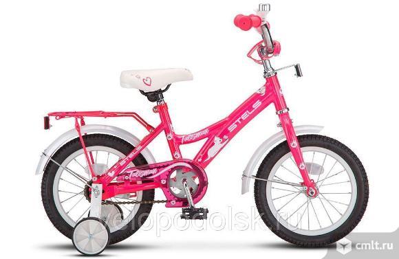 детский велосипед. Фото 1.